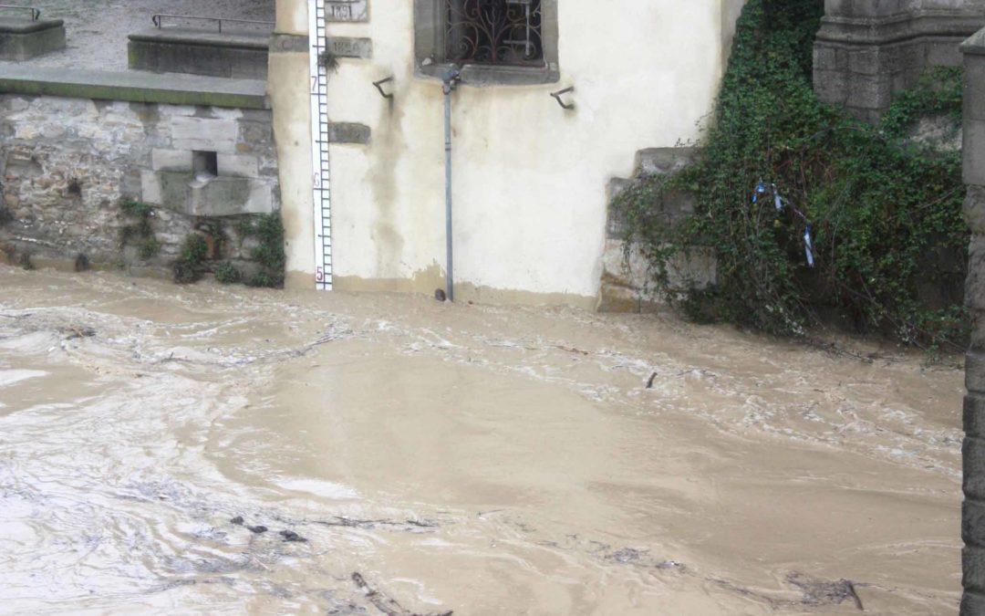 Une vague de solidarité après les innondations