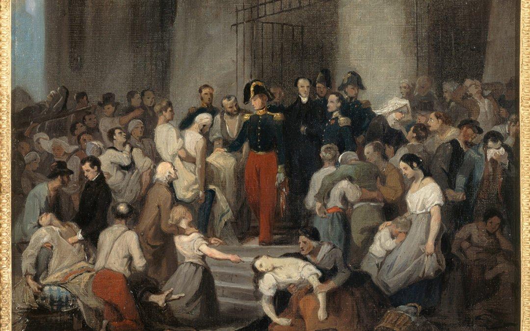 Mars 1832: le choléra frappe Paris