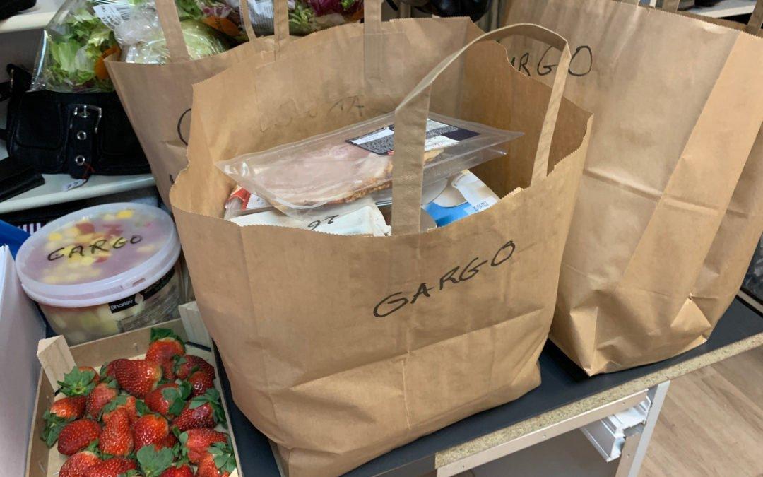 Continuer l'aide alimentaire malgré la crise sanitaire