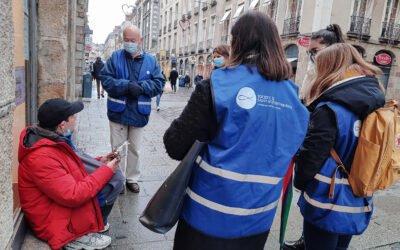 Au cœur de l'action des bénévoles rennais