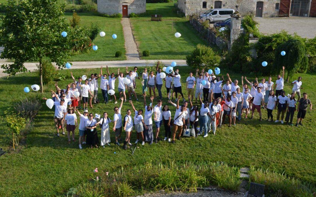 Plus de 60participants à la 2e session d'été des jeunes Vincentiens